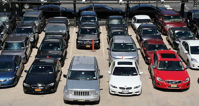 Motor Vehicles Registration Down by 5,5%