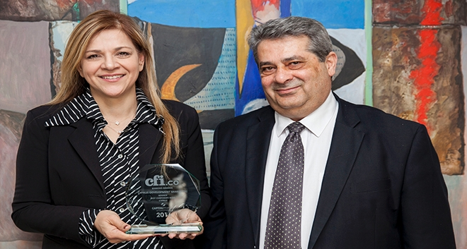 cdbbank Awarded as Best Corporate Bank in Cyprus