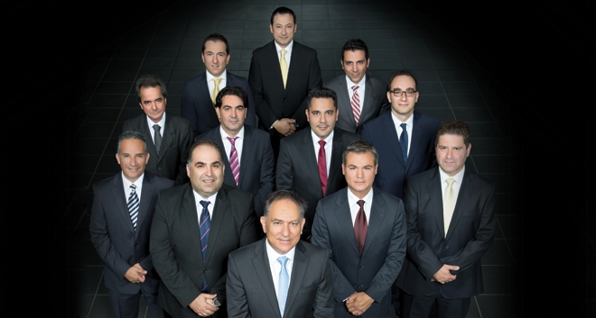 Members of the Cyprus Investment Funds Association