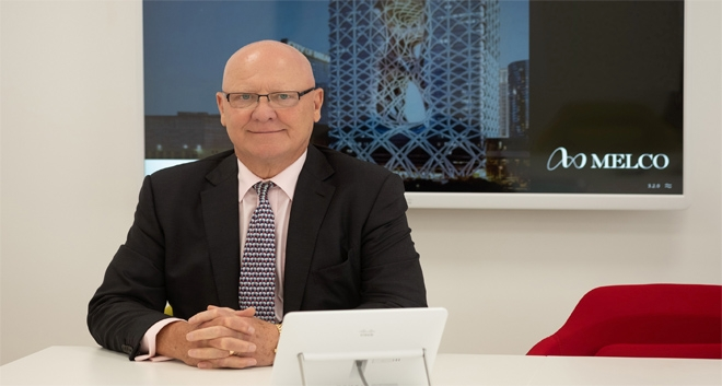 Craig Ballantyne Appointed Property President of Melco's Integrated Resort Project in Cyprus
