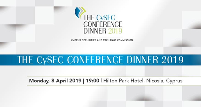 CySEC Conference Dinner 2019 Crowned with Success