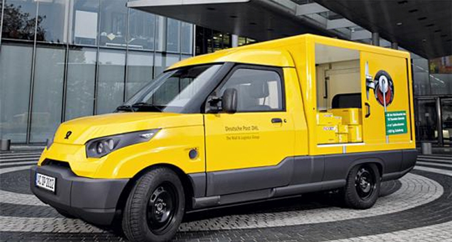 deutsche post dhl acquires streetscooter gmbh. Black Bedroom Furniture Sets. Home Design Ideas