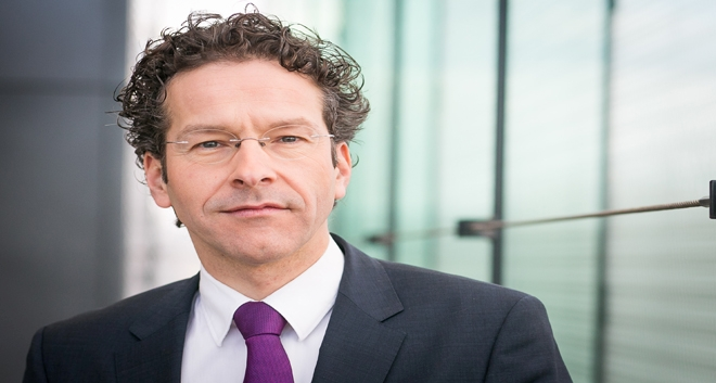 Dijsselbloem Calls for ESM to Be Turned Into a European IMF