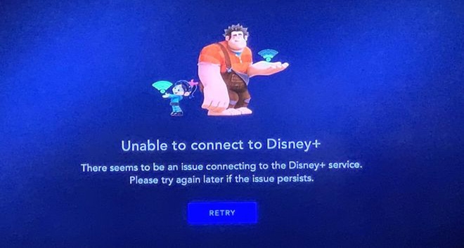 Disney+ Hit by Technical Glitches on Launch Day