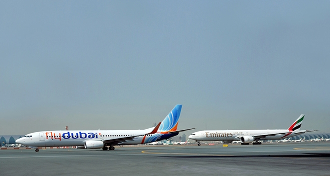 Emirates and flydubai Announce Extensive Partnership Agreement