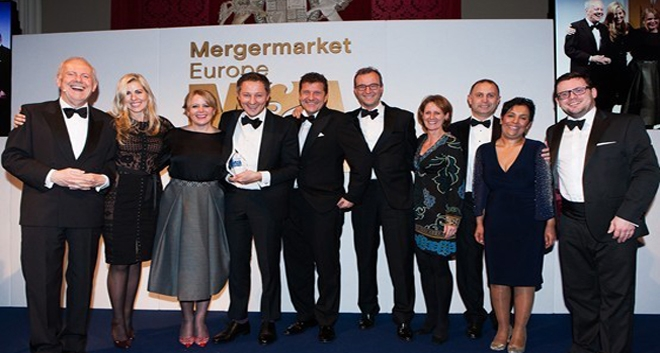 EY Wins Two Mergermarket M&A Awards