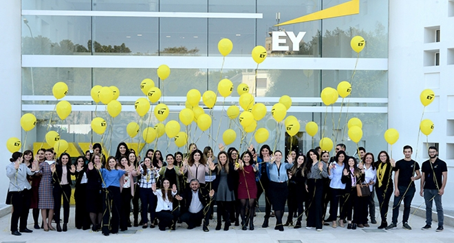 EY is International Women's Day 2018 Global Campaign Partner