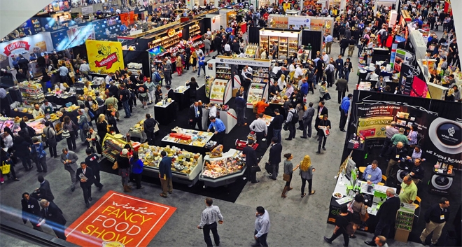Cyprus Participates in US Fancy Food Show
