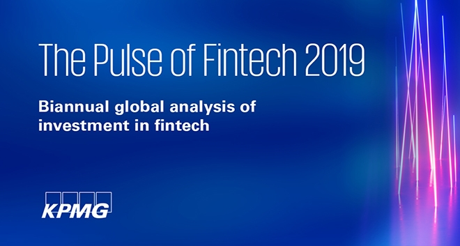 Global Fintech Investment Declined in The First Half of 2019