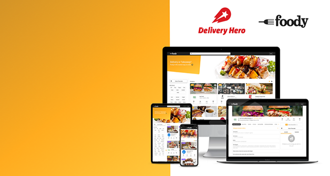 Online Food Ordering Giant Delivery Hero Swallows Cyprus