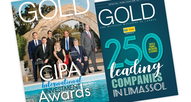 GOLD Magazine: 6th CIPA International Investment Awards