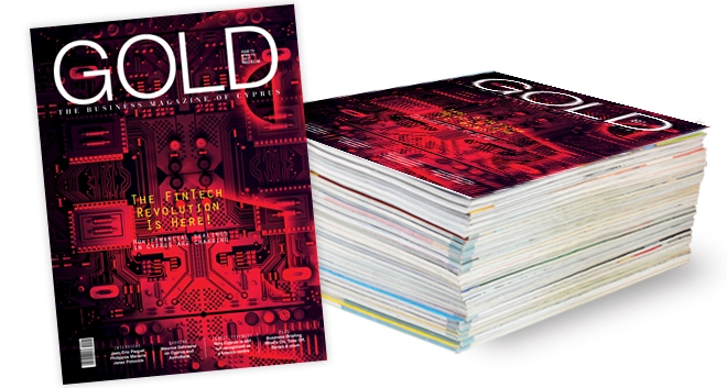 GOLD Magazine: The FinTech Revolution Is Here!