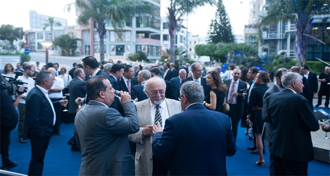 1st Annual Hellenic Bank Business Division Gala Dinner