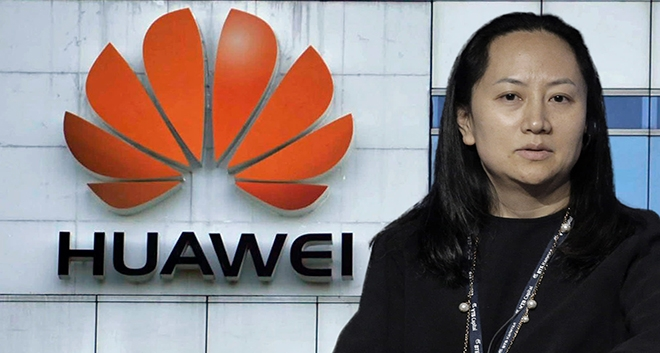 China: Huawei CFO Arrest 'Violates Human Rights'