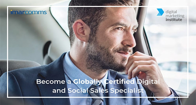 ImarComms Offers New Specialist Diploma in Digital and Social Selling