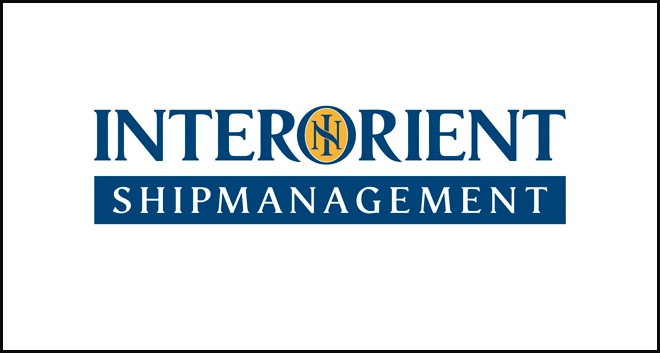Interorient Shipmanagement Presents Cheque in Aid of Charity