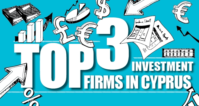 Top 3 Investment Firms in Cyprus