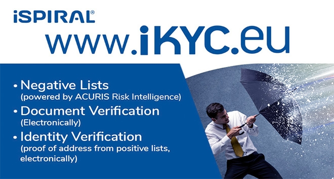 New Innovative Tool (iKYC.eu) for Tracking Negative Lists, Document and eID Verification