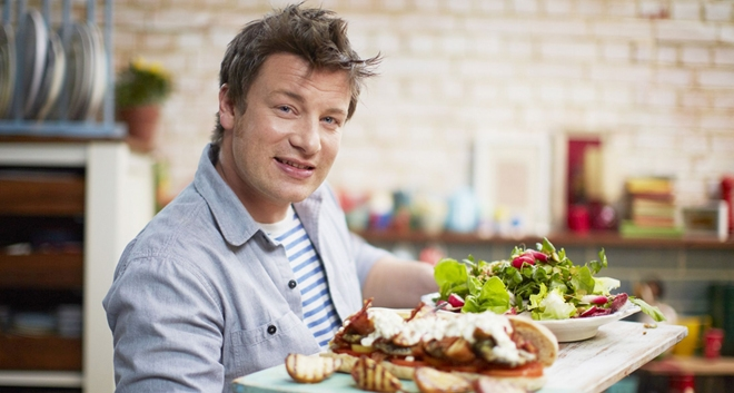 Jamie Oliver Expands Restaurant Chain to Cyprus