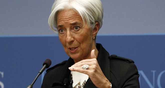 Christine Lagarde: Monetary Policy Cannot And Should Not Be The Only Game In Town