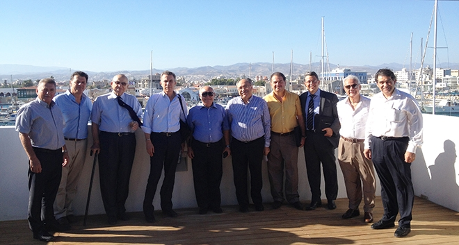 Association of Large Investment Projects Holds Board Meeting at Limassol Marina