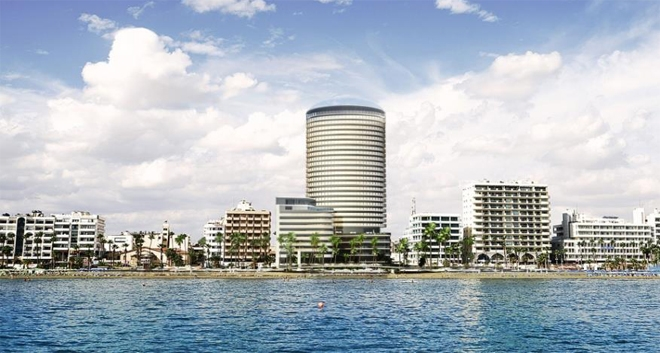 Larnaka Tower: Russian Investor to Construct Beachfront Development
