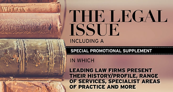 Gold Magazine Special Promotional Feature – The Legal Issue