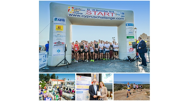 "Leptos Group Sponsors the ""Cyprus International 4-Day Challenge 2018 by Arena Sports"""