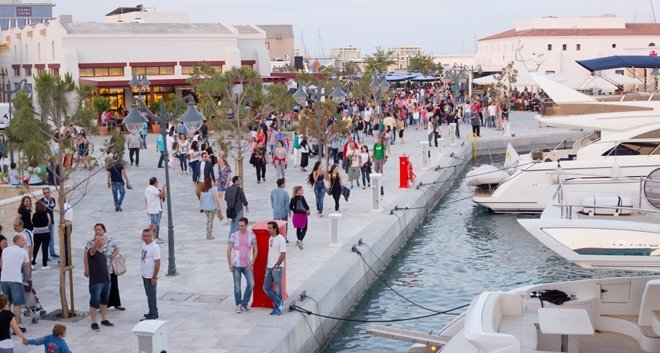 Limassol Marina Official Opening: Boosting the Competitiveness of the Cypriot Economy