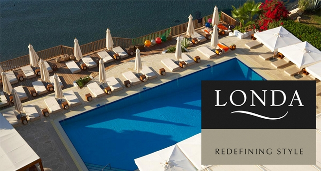 Londa beach hotel joins small luxury hotels of the world for Small luxury beach hotels