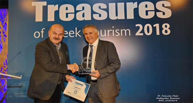 New Distinction for Louis Hotels in Greece