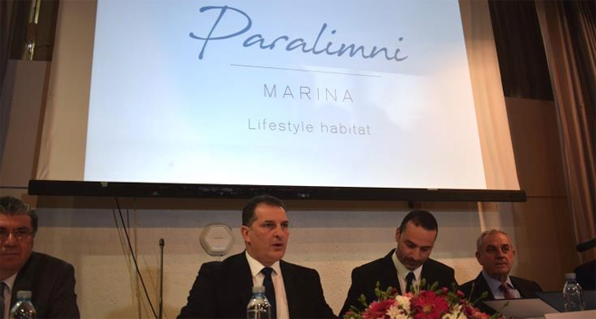 Contracts for Development of Paralimni Marina Signed