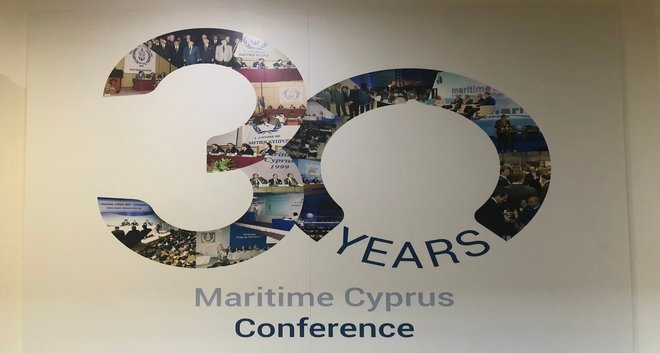 """Maritime Cyprus 2019"": Conference Shipping Leaders shaping the Future of International Shipping in Cyprus"