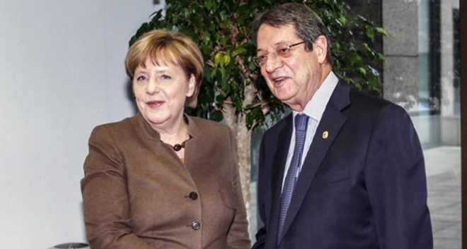 Merkel: There Is a Big Problem in Cyprus and Turkey Plays Very Important Role