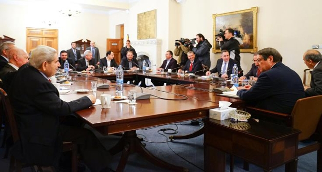Anastasiades Calls National Council to Discuss Turkey Developments