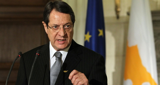 Nicos Anastasiades: Peace Process Not Under Conditions Of Intimidation And Threats