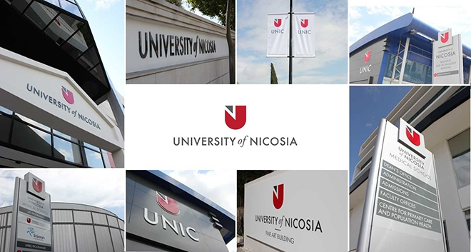 University of Nicosia Unveils New Brand Identity