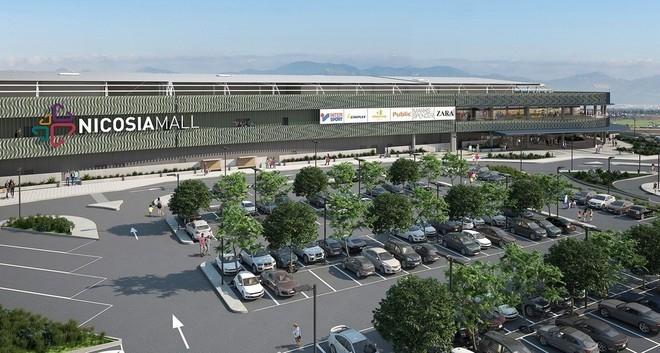 Nicosia Mall Deal for €96 Million