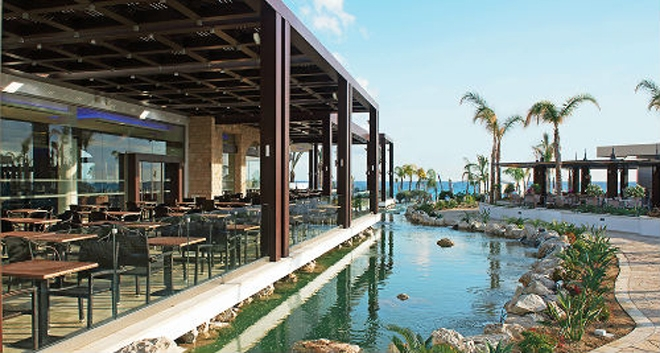 Olympic Lagoon Resort Paphos Voted As Favourite Hotel In Uk Europe