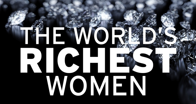 The Richest Women in the World