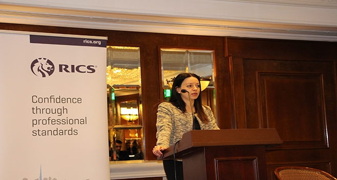 Real Estate Market and NPLs Discussed at RICS Conference