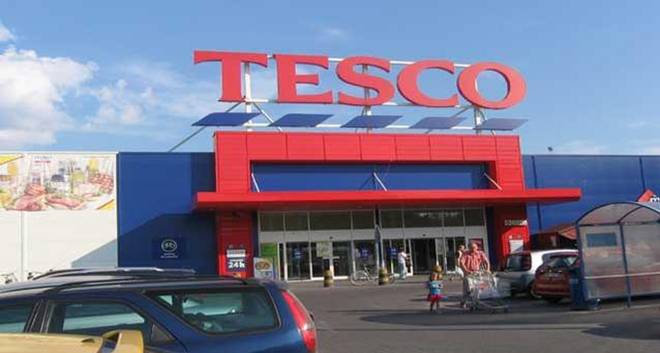 Tesco Takes Over Food Wholesaler Booker