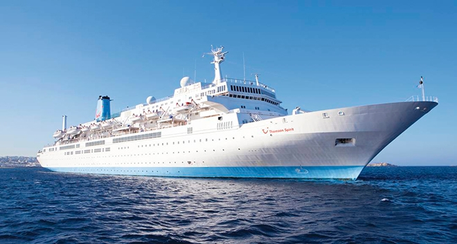 Celestyal Cruises Annnounces One-Year Extension of the Thomson Spirit Charter to Thomson Cruises