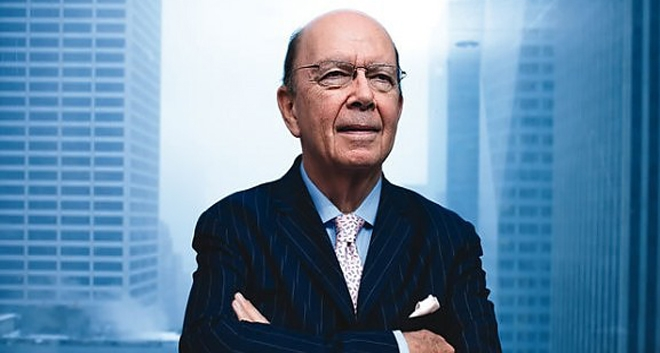 Wilbur Ross Confirmed as US Commerce Secretary