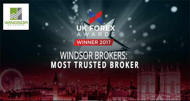 Windsor Brokers Awarded 'Most Trusted Broker 2017'