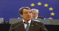 Cyprus President Anastasiades Welcomes Solidarity Expressed by The European Council