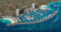 Ayia Napa Marina Construction Work is Underway