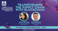 2nd Cyprus Blockchain Summit: Transforming The Supply Chain With Blockchain