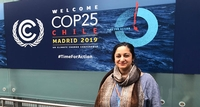 ISOP Teacher Attends the United Nations Climate Change Summit