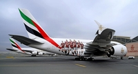 Emirates Completes 33 Aircraft Makeovers in 12 Months